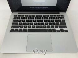 MacBook Pro 13 Retina Mid 2014 2.6GHz i5 8GB 128GB SSD Fair Cond Screen Wear