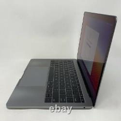 MacBook Pro 13 Space Gray Late 2016 2.4GHz i7 8GB 512GB SSD Good Screen Wear