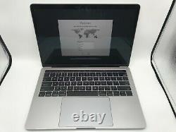 MacBook Pro 13 Touch Bar Gray 2016 2.9GHz i5 8GB 256GB SSD Good Screen Wear