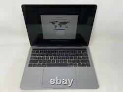 MacBook Pro 13 Touch Bar Gray Late 2016 2.9GHz i5 8GB 512GB SSD Screen Wear