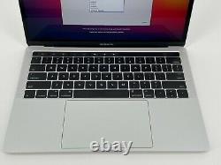 MacBook Pro 13 Touch Bar Silver Late 2016 2.9GHz i5 16GB 1TB Good Screen Wear