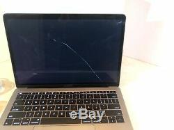 MacBook Pro 13inch NON Touch Bar 2.3GHz i5 8GB RAM 2017 Model Needs NEW Screen
