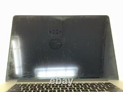 MacBook Pro 15 Mid 2015 2.8GHz i7 16GB 1TB Very Good Condition Screen Wear