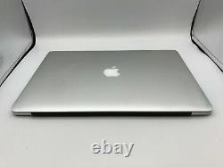 MacBook Pro 15 Retina 2012 2.7 GHz Intel Core i7 16GB 512GB Good Screen Wear