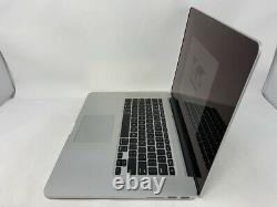 MacBook Pro 15 Retina Late 2013 2.3GHz i7 16GB 512GB SSD Fair Screen Wear