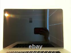 MacBook Pro 15 Retina Late 2013 2.3GHz i7-4850HQ 16GB 512GB SSD Great Screen