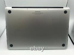 MacBook Pro 15 Retina MGXG2LL/A 2.8GHz i7 16GB 512GB Very Good Screen Wear