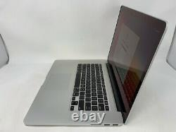 MacBook Pro 15 Retina Mid 2014 2.8GHz i7 16GB 512GB SSD Fair Screen Wear