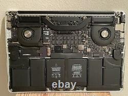 MacBook Pro 15 Retina Mid 2015 2.8GHz i7 16GB, No Ssd Broken Screen Read