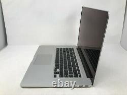 MacBook Pro 15 Retina Mid 2015 MJLU2LL/A 2.8GHz i7 16GB 1TB Cracked Screen