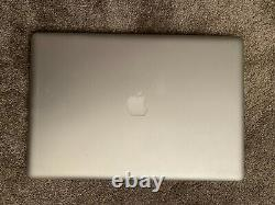 MacBook Pro 17-Inch A1297 2010-Model, Decent Condition, Great Screen