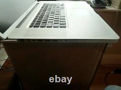 MacBook Pro-Model No A1297 -17 Matte Screen 2.2Ghz. Intel i7. 1TB SSD. V. G. C