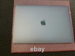 MacBook Pro Retina 15 A1707 2016 2017 Space Gray Full LCD Screen Assembly