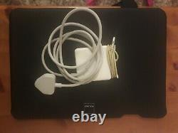 MacBook Pro (Retina, 15-inch, Mid 2015) 2.2GHz i7, 16GB 256SSD BROKEN SCREEN