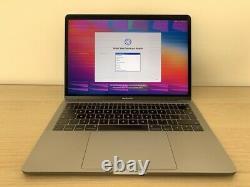 Macbook Pro 13 2017 2.3 GHz i5 128GB Space Grey Faulty Screen