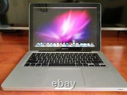 Macbook Pro 13.3 Inch 4GB Ram 128GB SSD Screen prob. Read details
