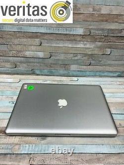 Macbook Pro A1286 2010 240GB 8GB RAM 15 Inch Screen 2.4GHz Intel Core i5 CPU