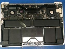 Macbook Pro Retina 13 A1425 2013 i5-2.6GHz 8GB NO Screen/SSD/Charger READ