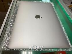 Macbook Pro Retina 15 A1707 Silver LCD screen Assembly Display 2016 2017