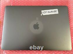 Macbook Pro Retina 15 A1990 SPACE GRAY LCD Display Assembly screen 2018 2019