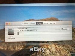 Macbook Pro retina 15-inch mid 2014 2.8GHz 500GB SSD Cracked Screen