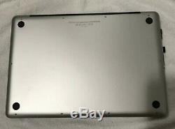 Matte ScreenMacBook Pro Core i7 2.3 15 500GB/ 16 RAM