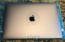 New Apple Macbook Pro 13 A1989 2018 2019 Space Gray Full LCD Screen Assembly