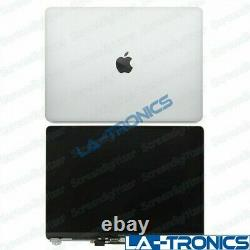 New Apple Macbook Pro 13 A2289 True Tone 2020 Silver LCD Full Screen Assembly