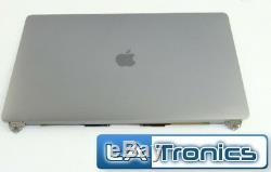 New Macbook Pro Retina 15 A1707 2016-2017 Space Gray Full LCD Screen Assembly