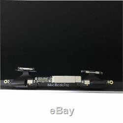 New Silver Retina LCD Screen assembly for Apple Macbook Pro 13 A1706 A1708
